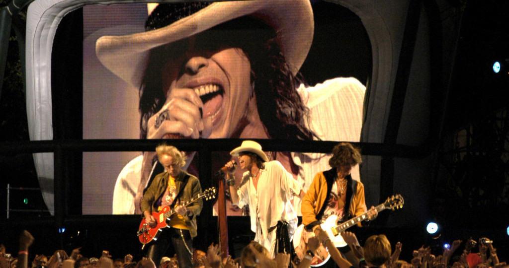Aerosmith historia una banda de rock