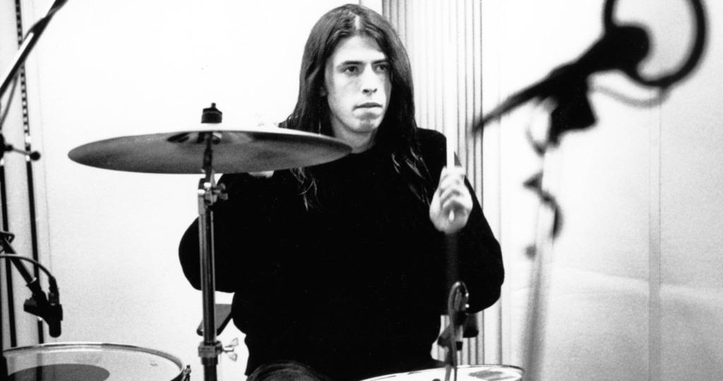 Dave Grohl, de las cenizas del Nirvana