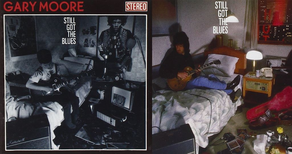 Gary Moore - Still Got The Blues, crítica y opinión