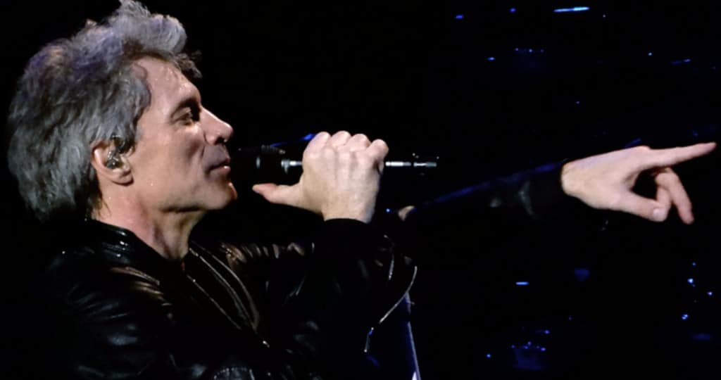 Las 19 mejores canciones de Bon Jovi