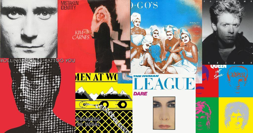 las mejores canciones del año 1981